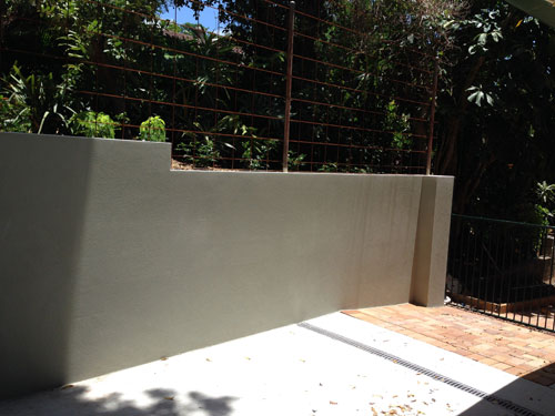 Fence Painting and Rendering